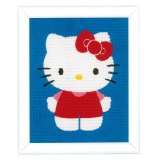 Kit tapisserie Hello Kitty - 4