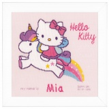 Kit au point compté hellokitty et licorne aida - 4