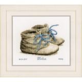 Kit au point compté chaussures bébé aida - 4