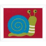 Kit tapisserie escargot - 4
