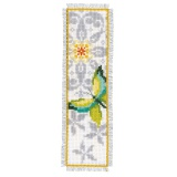 Marque-pages papillon aida lot de 2 - 4