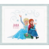 Kit au point compté disney frozen soeurs aida - 4