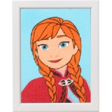 Kit tapisserie disney frozen anna - 4