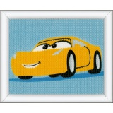 Kit tapisserie disney cars cruz - 4