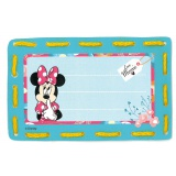 Cartes à broder invitation disney minnie lot de 5 - 4