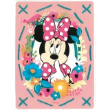 Cartes à broder disney minnie rêvasse lot de 2 - 4