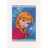 Cartes de vœux Disney frozen aida lot de 3 - 4