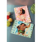 Cartes à broder disney moana lot de 2 - 4
