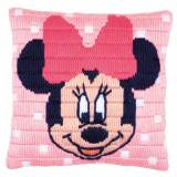 Kit coussin au point lancé Disney minnie mouse - 4