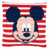 Kit coussin au point lancé Disney mickey mouse - 4