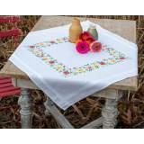 Kit nappe fleurs fraîches - 4