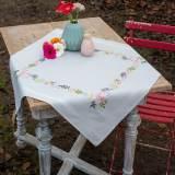 Kit nappe fleurs et feuilles - 4