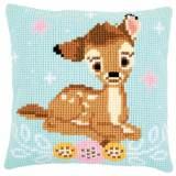 Kit coussin au point de croix Disney bambi - 4