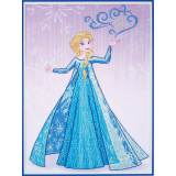 Diamond painting kit disney elsa - 4