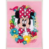 Diamond painting kit disney minnie pense - 4