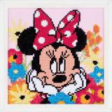 Diamond painting kit disney minnie rêvasse - 4