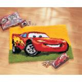 Tapis kit au point noué 70x45cm - 4