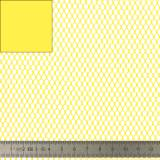 Tissu filet Mesh Fabric jaune - 40