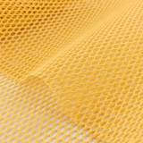 Tissu filet coton bio soleil - 401