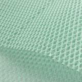 Tissu filet coton bio menthe - 401