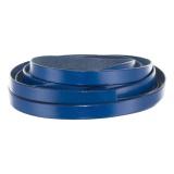 Cuir bleu dur de 10 mm - 408