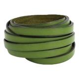 Cuir vert boise de 10 mm - 408