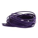 Cuir violet de 2 mm - 408