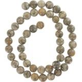 Perles de maifan 8mm sur fil de 40cm - 408