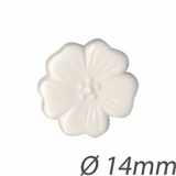 Bouton forme fleur - 408
