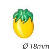 Bouton enfant ananas - 408