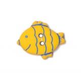 Bouton poisson 2 trous - 408