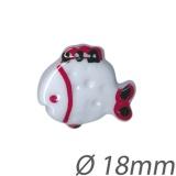 Bouton enfant poisson - 408