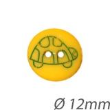Bouton enfant tortue - 408