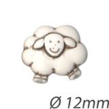 Bouton enfant mouton - 408