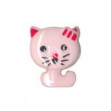 Bouton enfant chat - 408