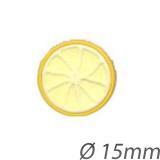 Bouton demi agrume - 408
