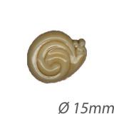 Bouton enfant escargot - 408