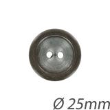 Bouton métal vernis - 408