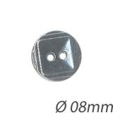 Bouton fantaisie métal - 408