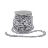 Chaine moirée aluminium - 408