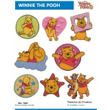 Présentoir thermocollant Winnie - 408