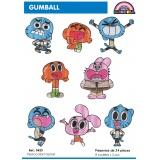 Présentoir thermocollant Gumball - 408