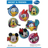 Présentoir thermocollant Mickey - 408