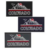 Lot de thermocollants Colorado - 408