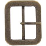 Boucle ceinture métal 20mm - 408