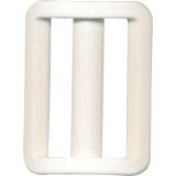 Bouclede serrage plastique - 408