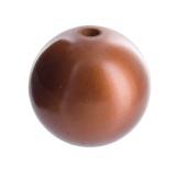 Perle nacrée 20mm - 408