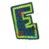 Lettre alphabet jean's - 408