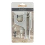 Pince BabySnap®pression plastique et œillet métal - 408