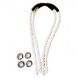 Anses en corde avec œillets - 408
